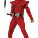 Size: X-Small #00397 Japanese Samurai Stealth Ninja Cobra Costume
