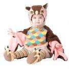 Tootsie Owl Owlette Infant Costume Size: Large #10023