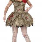 Voodoo Doll Adult Costume Size: Medium #01585