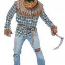 Size: Small/Medium # 01420 Hunted Harvest Sleepy Hallow Pumpkin Jack O Lantern Adult Costume