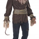 Size: Small/Medium #01415 Killer In The Cornfield Wizard of Oz Scarecrow  Man Adult Costume