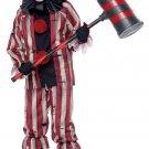 Size: Medium #00358 Nightmare Clown Gothic IT Monster Child Costume