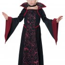 Size: Large #00191  Gothic Victorian Royal Vampire Count Dracula Toddler Child Costume