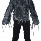 Size: Large #00544  World War Z Zombie Hoodie The Walking Dead Child Costume