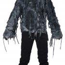 Size: Medium #00544  Zombie Hoodie The Walking Dead Child Costume