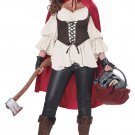 Size: Large #01449 Werewolf Granny Red Riding Hood  Adult Costume