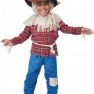 Size: Medium #00169 Wizard of Oz Harvest Time Scarecrow Toddler Costume