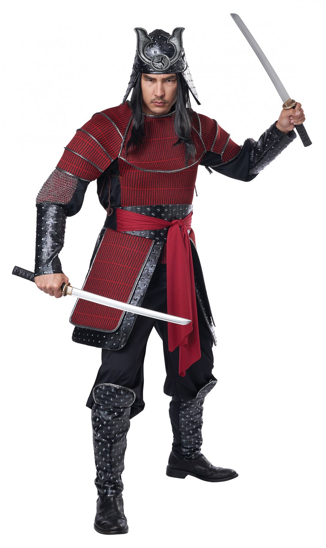 Size: Large/X-Large # 5120-042 Japanese Stealth Ninja Samurai Warrior Adult Costume