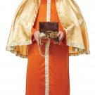 Size: Small/Medium #01499  Biblical Gaspar Wise Men Nativity Adult Costume
