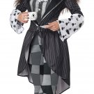 Size: Small #01471  A Very Mad Hatter Alice In Wonderland Adult Costume