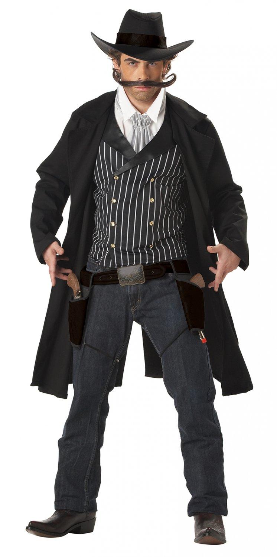 Size: Small #01031 Western Cowboy Sheriff Deputy Law Gunfighter Adult Costume