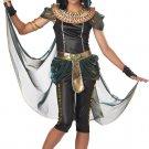 Size: Large #04070 Dark Egyptian Princess Cleopatra Child Costume