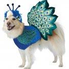 Size: Large #20165  Exotic Bird  Peacock Animal Pet Dog Costume