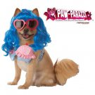 Size: Large #20112 Katy Perry 1980's Valley Girl Cupcake Girl  Dog Costume