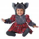 Size: X-Small #1020-090 Little Teeny Weeny Werewolf Baby Infant Costume