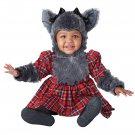 Size: Medium #1020-090 Red Riding Hood Little Werewolf Baby Infant Costume