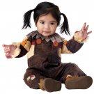 Size: Medium #1120-097 Farm Happy Harvest Scarecrow Baby Infant Costume