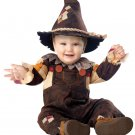 Size: Large #1120-097  Farmer Harvest Scarecrow Baby Infant Costume
