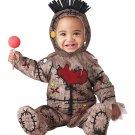 Size: Medium #1220-096  Magic Voodoo Doll Baby Infant Costume
