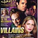 "BUFFY MAGAZINE #18 ""VILLIANS"""