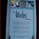 2007 WITCHES ALMANAC - NEW!