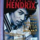 EXPERIENCE HENDRIX MAGAZINE #6 1998 DIRECT SALE