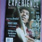 EXPERIENCE HENDRIX MAGAZINE VOL. 2 #1 1998 DIRECT SALE