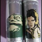 PRINCESS LEIA / JABBA THE HUTT COLL. TIN & WATCH-MINT
