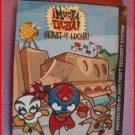 MUCHA LUCHA-HEART OF LUCHA ANIMATED DVD NEW!