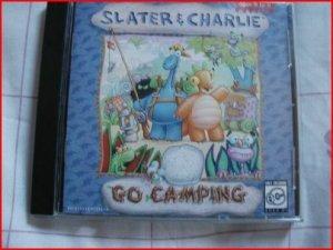 KIDS- SIERRA'S CHARLIE & SLATER GO CAMPING