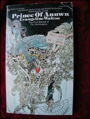 PRINCE OF ANNWN - WALTON (1974) COLLECTIBLE