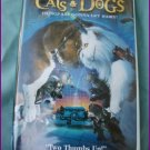 KIDS- CATS & DOGS VHS