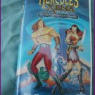 HERCULES & XENA: THE ANIMATED MOVIE THE BATTLE FOR MT. OLYMPUS VHS