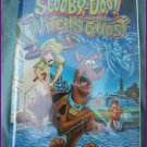 KIDS- SCOOBY-DOO AND THE WITCH'S GHOST VHS