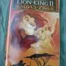KIDS- DISNEY'S LION KING II-SIMBAS PRIDE VHS