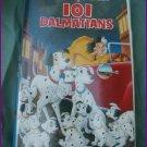 KIDS- DISNEY'S 101 DALMATIONS VHS