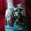 WELCH'S COLLECTIBLE JELLY JAR GLASS - DISNEY 'S A GOOFY MOVIE