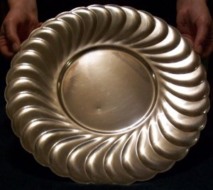 William A. Rogers 3826 Silverplate Serving Tray