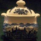 Wedgwood Sugar Bowl With Lid