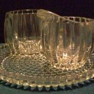 3 Piece National Depression Glass Set