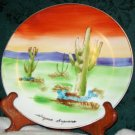 Made in Japan 'Arizona Saguaro' Collectors Plate