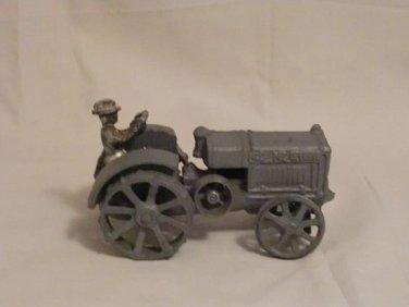 Vintage McCormick-Deering 10-20 Cast Iron Tractor Toy