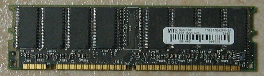PC100-322-620, MT singapore, 128MB ---free shipping