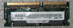 IBM Thinkpad PC66 32MB SODIMM---free shipping