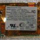 laptop use, Askey Modem for Compaq 1456VQL1Q-2