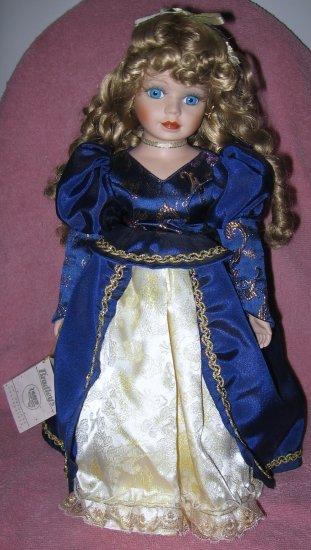 Bradley Doll Elizabeth 16 Quot Tall Porcelain