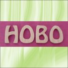 Oak Hobo  8 Inch Wood Letters Numbers Names Wooden