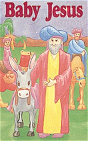 Baby Jesus Personalized Children's Book