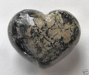 Jasper 25X31 Heart Pocket/Wrapping Stone