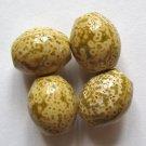 4 Ocean Jasper 16x14 Barrel Beads